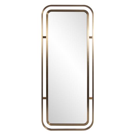 Contemporary Contemporary Dearborn Mirror
