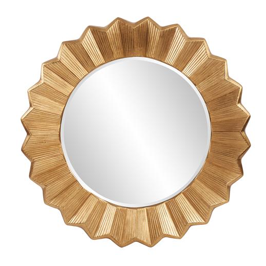 Contemporary Contemporary Luxor Mirror
