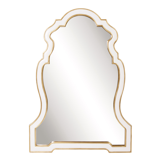 Contemporary Contemporary Cleopatra Mirror