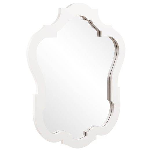 Contemporary Contemporary Asbury Mirror