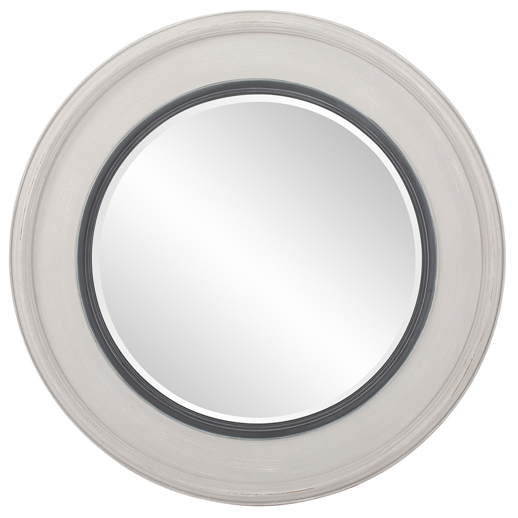 Coastal & Farmhouse Coastal & Farmhouse Julian Round Mirror