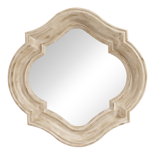Traditional Traditional Aubrey Mirror