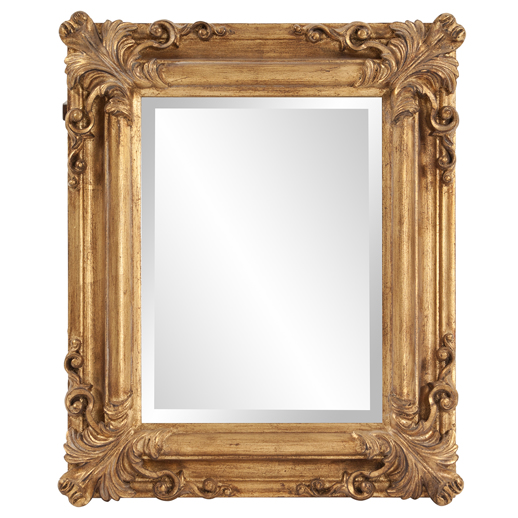 Traditional Traditional Edwin Mirror