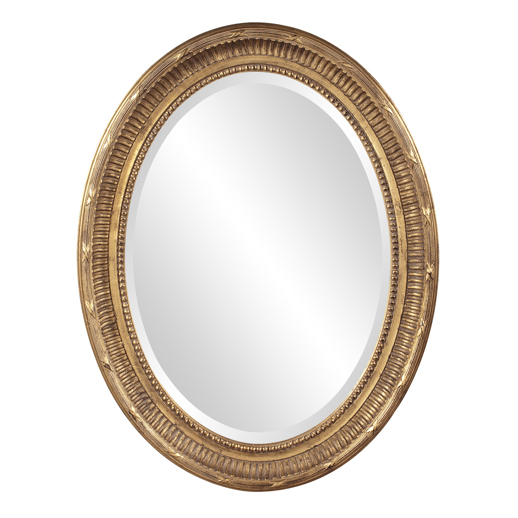 Traditional Traditional Nero Mirror