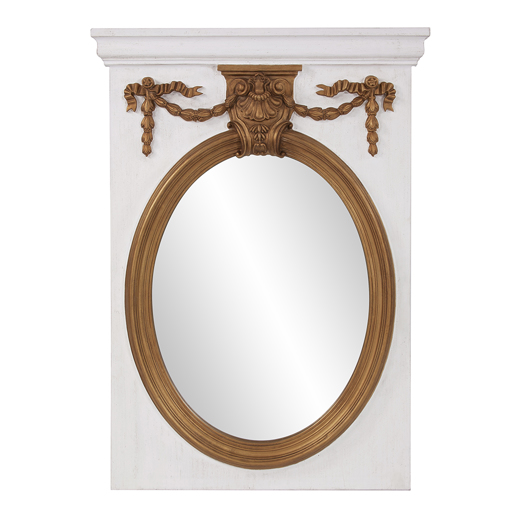 Traditional Traditional Heritage Mirror