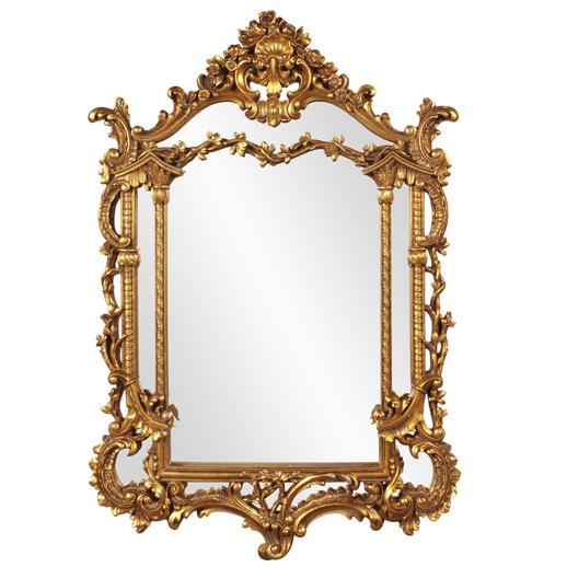 Traditional Traditional Arlington Mirror