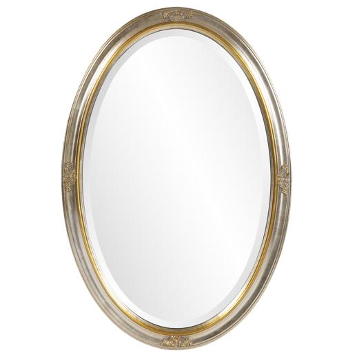 Traditional Traditional Carlton Mirror