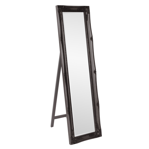 Traditional Traditional Queen Ann Standing Mirror