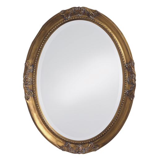 Traditional Traditional Queen Ann Mirror