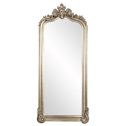 Traditional Traditional Tudor Mirror