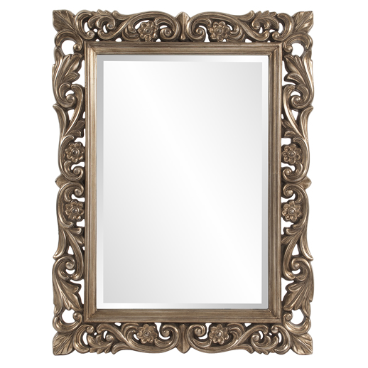 Traditional Traditional Chateau Mirror