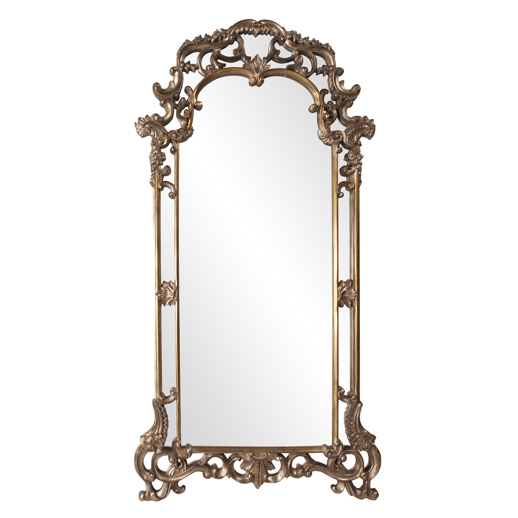 Traditional Traditional Imperial Mirror