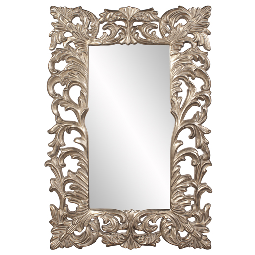 Traditional Traditional Augustus Mirror