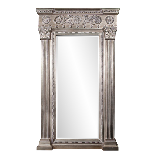 Traditional Traditional Delfina Mirror