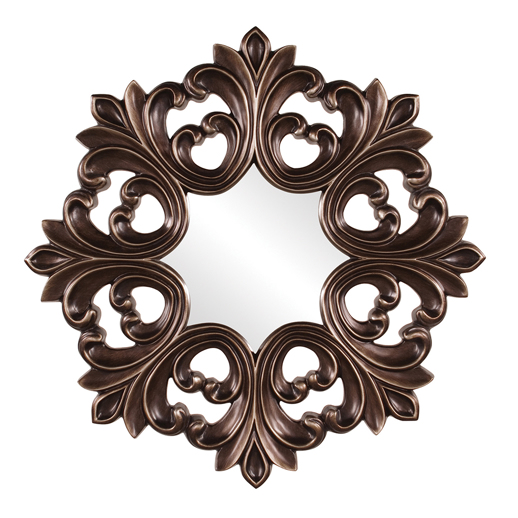 Traditional Traditional Annabelle Mirror