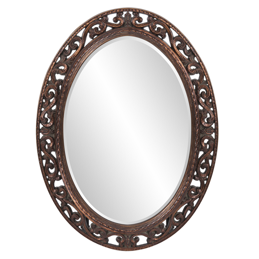 Traditional Traditional Suzanne Mirror