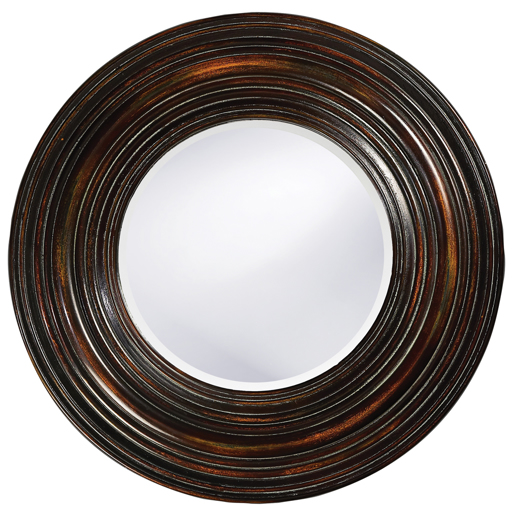 Traditional Traditional Canton Mirror