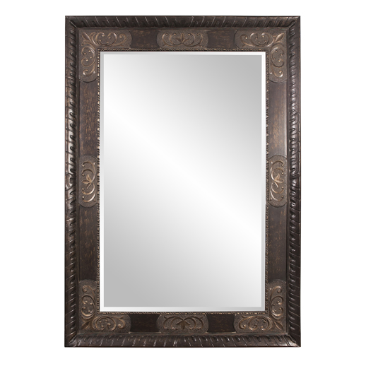 Traditional Traditional Tate Mirror