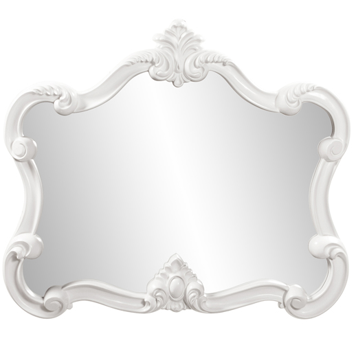 Traditional Traditional Veruca Mirror
