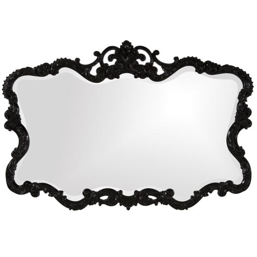 Traditional Traditional Talida Mirror
