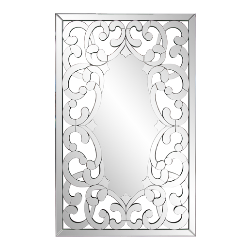 Traditional Traditional Gabriella Mirror