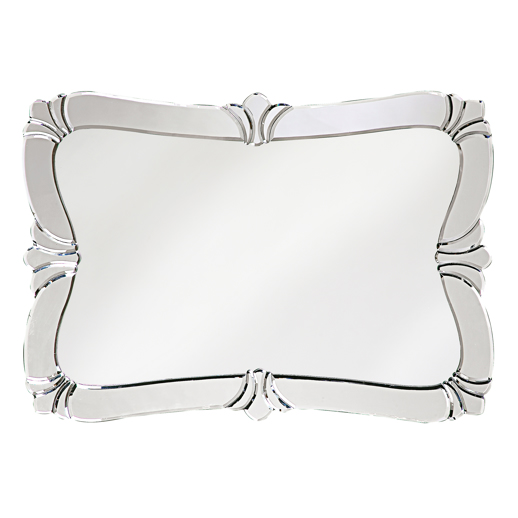 Traditional Traditional Messina Mirror