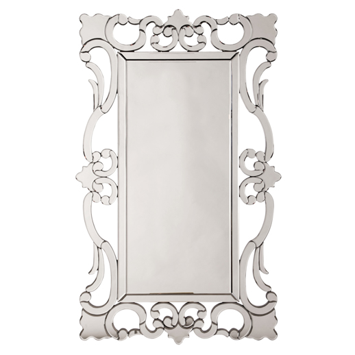 Traditional Traditional Rebecca Mirror
