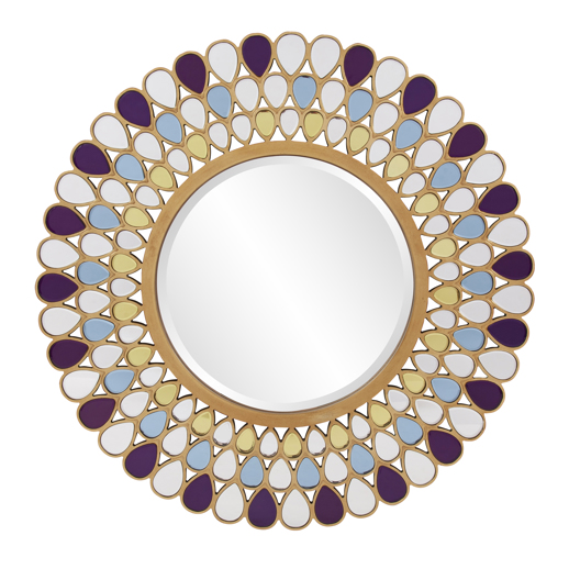 Traditional Traditional Grace Mirror