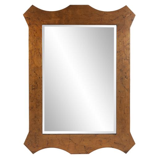 Contemporary Contemporary Phoenix Mirror