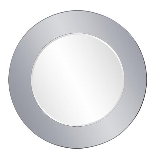 Contemporary Contemporary Auryn Round Mirror
