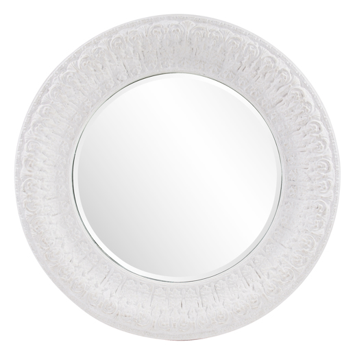 Traditional Traditional Arthur Round Mirror