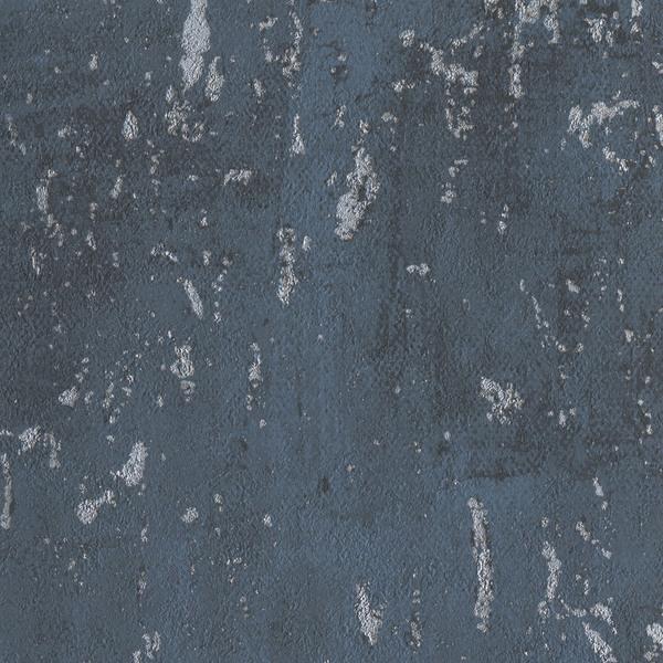 Vinyl Wall Covering Restoration Elements Workroom Blue Carge
