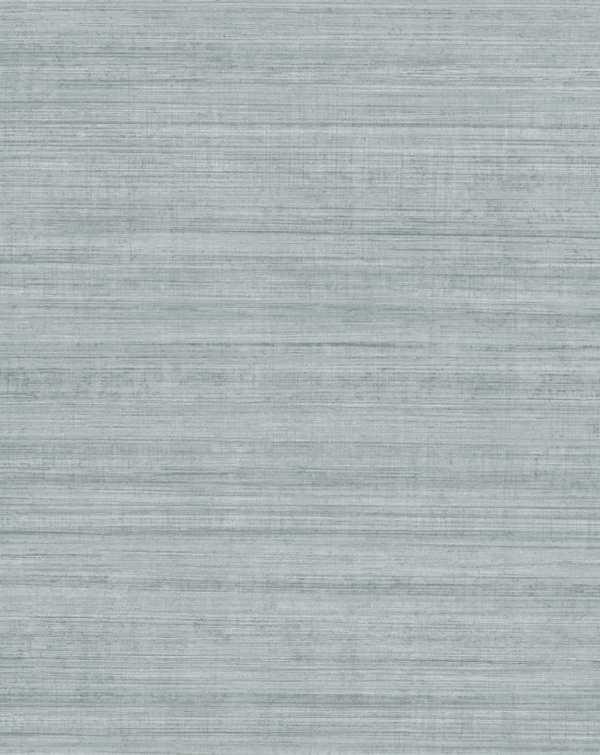 Vinyl Wall Covering Restoration Elements Tensile Silk Blue Cargo