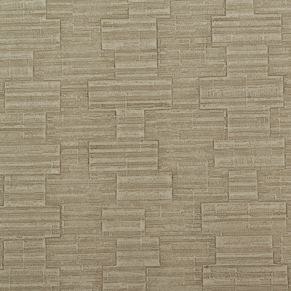 Vinyl Wall Covering Esquire Vestige Plaza Taupe