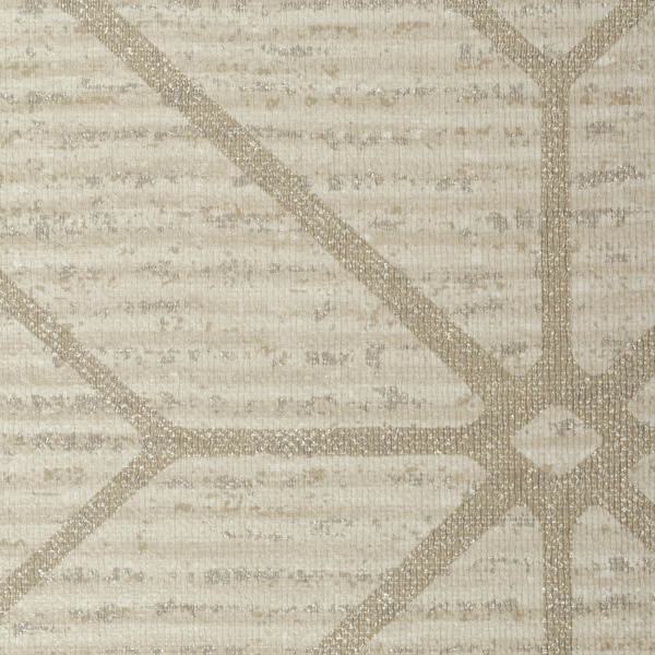 Vinyl Wall Covering Thom Filicia Latitude Trellis Putty