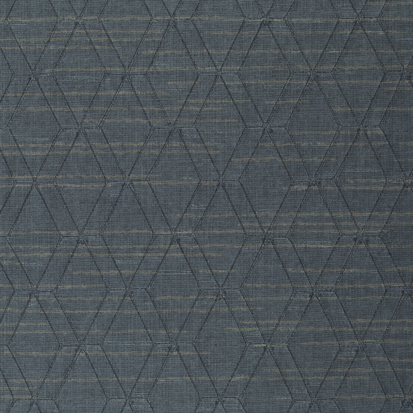 Vinyl Wall Covering Thom Filicia Quilted Midnight