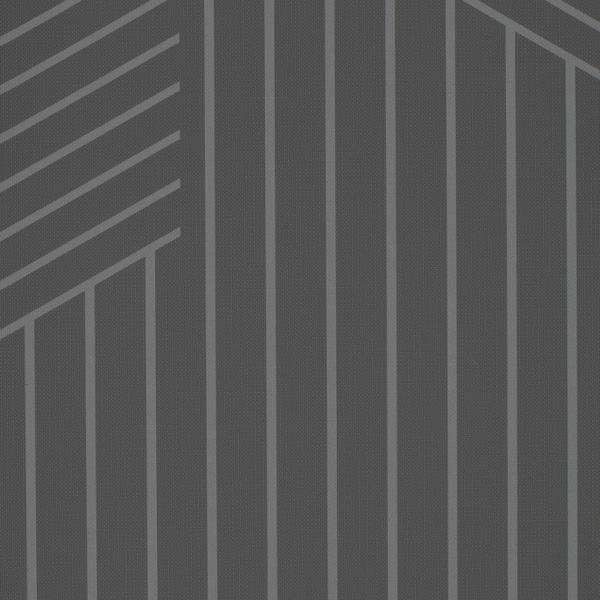 Vinyl Wall Covering Thom Filicia Proximity Micro Graphite