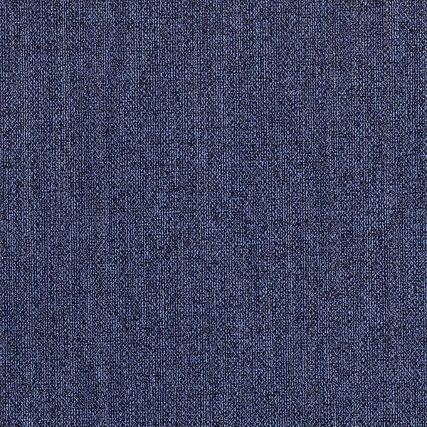 Vinyl Wall Covering Genon Contract Brilliantine Linen Royal Blue