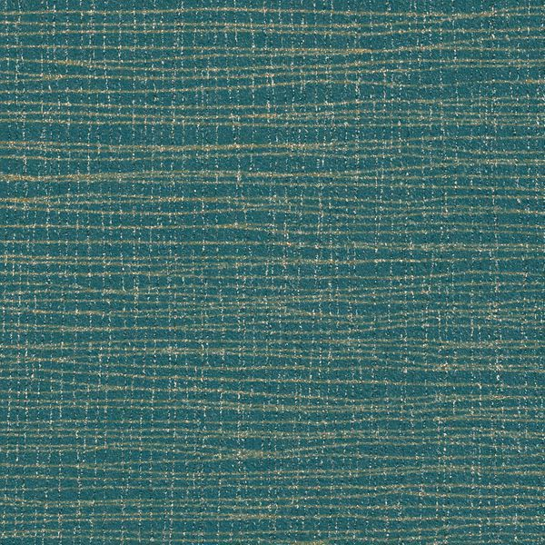 Vinyl Wall Covering Genon Contract Crosslines Turquoise