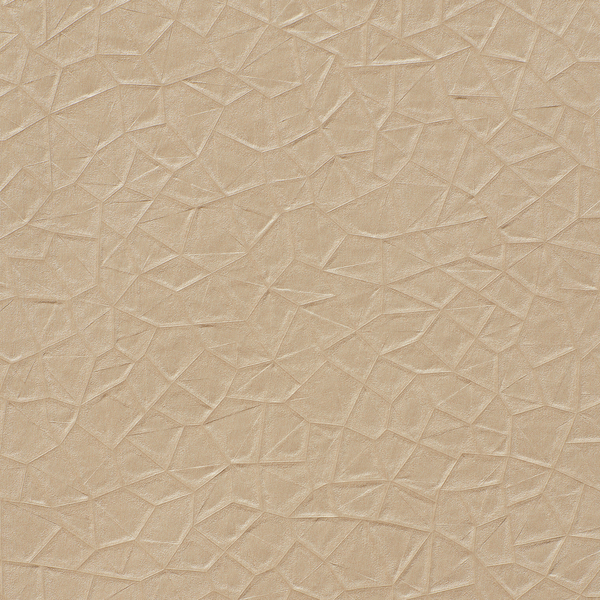 Vinyl Wall Covering Genon Contract Facets Bisque Gold