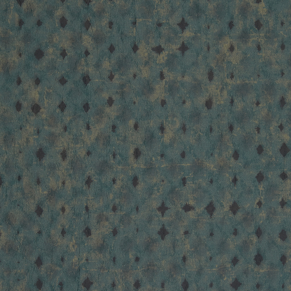 Vinyl Wall Covering Genon Contract Galaxy Rocket Blue