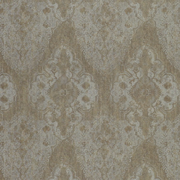 Vinyl Wall Covering Genon Contract Gypsy Antique Moss