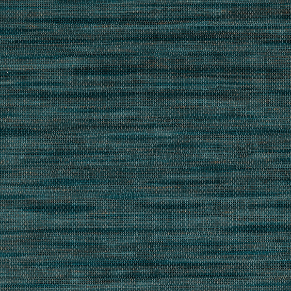 Vinyl Wall Covering Genon Contract Horizon Line Teal Tide