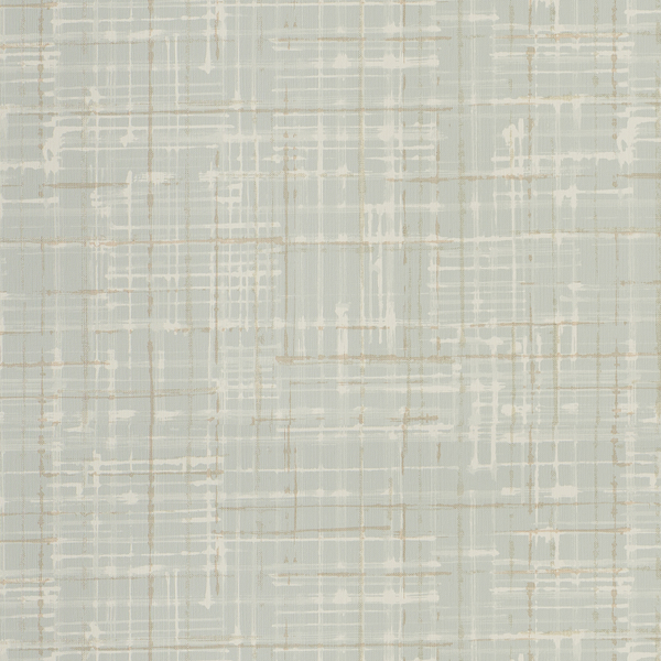 Vinyl Wall Covering Genon Contract Plaidish Sincere Sage