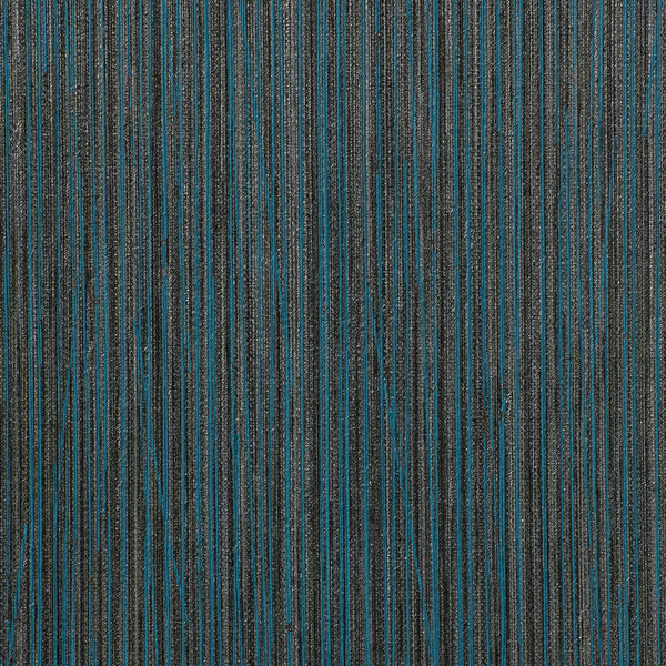 Vinyl Wall Covering Genon Contract Scribble Sticks Blue Carbon