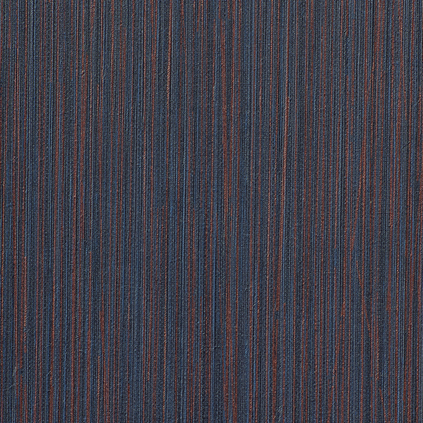 Vinyl Wall Covering Genon Contract Scribble Sticks Rusted Navy