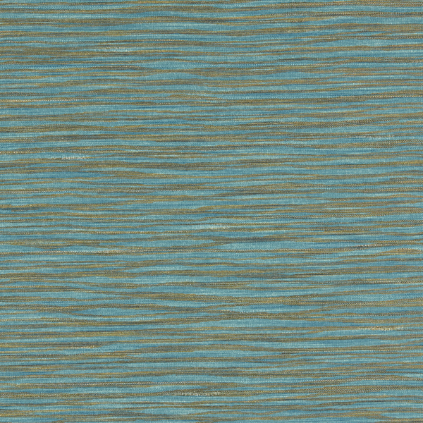 Vinyl Wall Covering Vycon Contract Twine Aqua Shimmer
